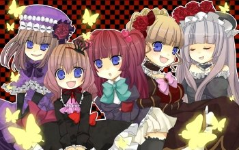 Anime - Umineko No Naku Koro Ni Wallpapers and Backgrounds ID : 156129