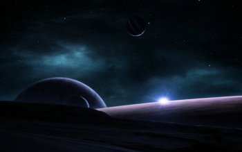 Ciencia Ficción - Planetscape Wallpapers and Backgrounds ID : 156337