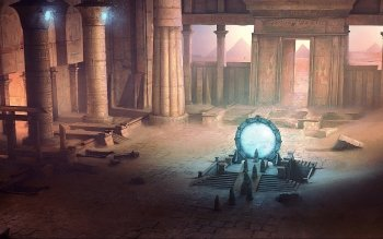 Sci Fi - Stargate Wallpapers and Backgrounds ID : 156455