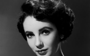 Celebrity - Elizabeth Taylor Wallpapers and Backgrounds ID : 156755