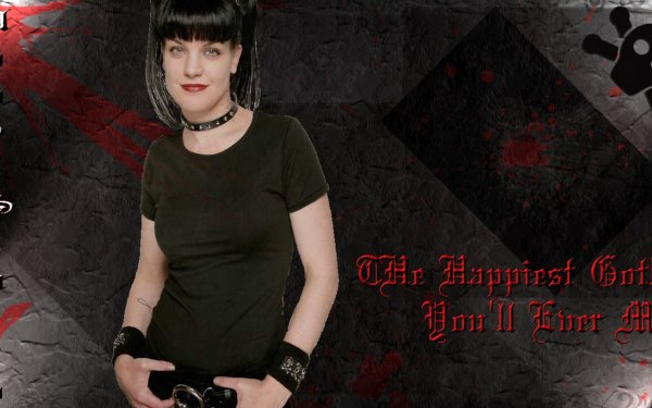 TV Show Ncis Gothic Pauley Perrette Abby Sciuto HD Wallpaper | Background Image