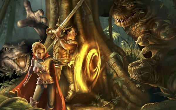 Video Game - neverwinter nights Wallpapers and Backgrounds