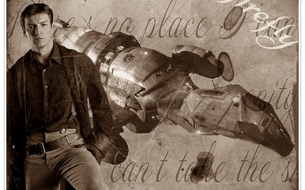 TV Show Firefly Spaceship Sci Fi Nathan Fillion Malcolm Reynolds HD Wallpaper | Background Image