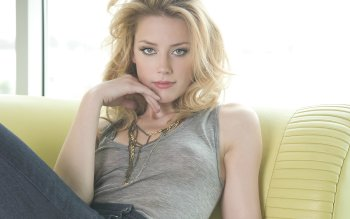 Celebrity - Amber Heard Wallpapers and Backgrounds ID : 157029