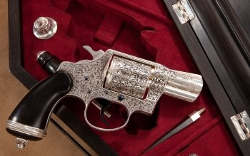 Weapons - Colt Revolver Wallpapers and Backgrounds ID : 157165