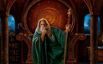 73 Wizard Hd Wallpapers Background Images Wallpaper Abyss