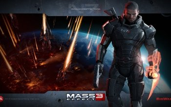 Videojuego - Mass Effect 3 Wallpapers and Backgrounds ID : 157239