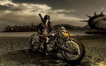 Sci Fi - Post Apocalyptic Wallpapers and Backgrounds ID : 157347