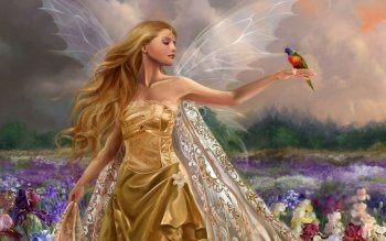 Fantasy - Fairy Wallpapers and Backgrounds ID : 157969