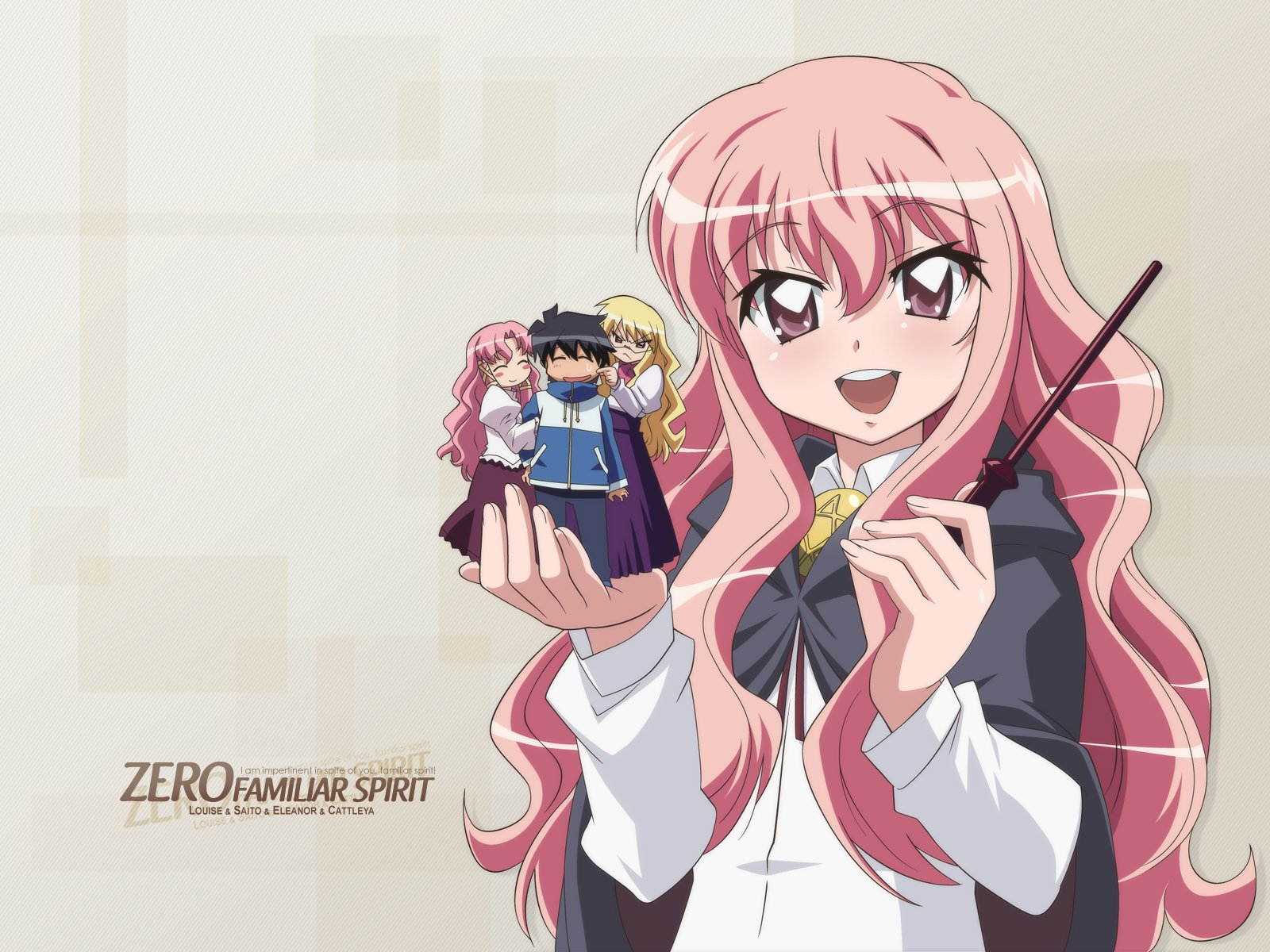 Zero Louise Wallpaper And Background Image