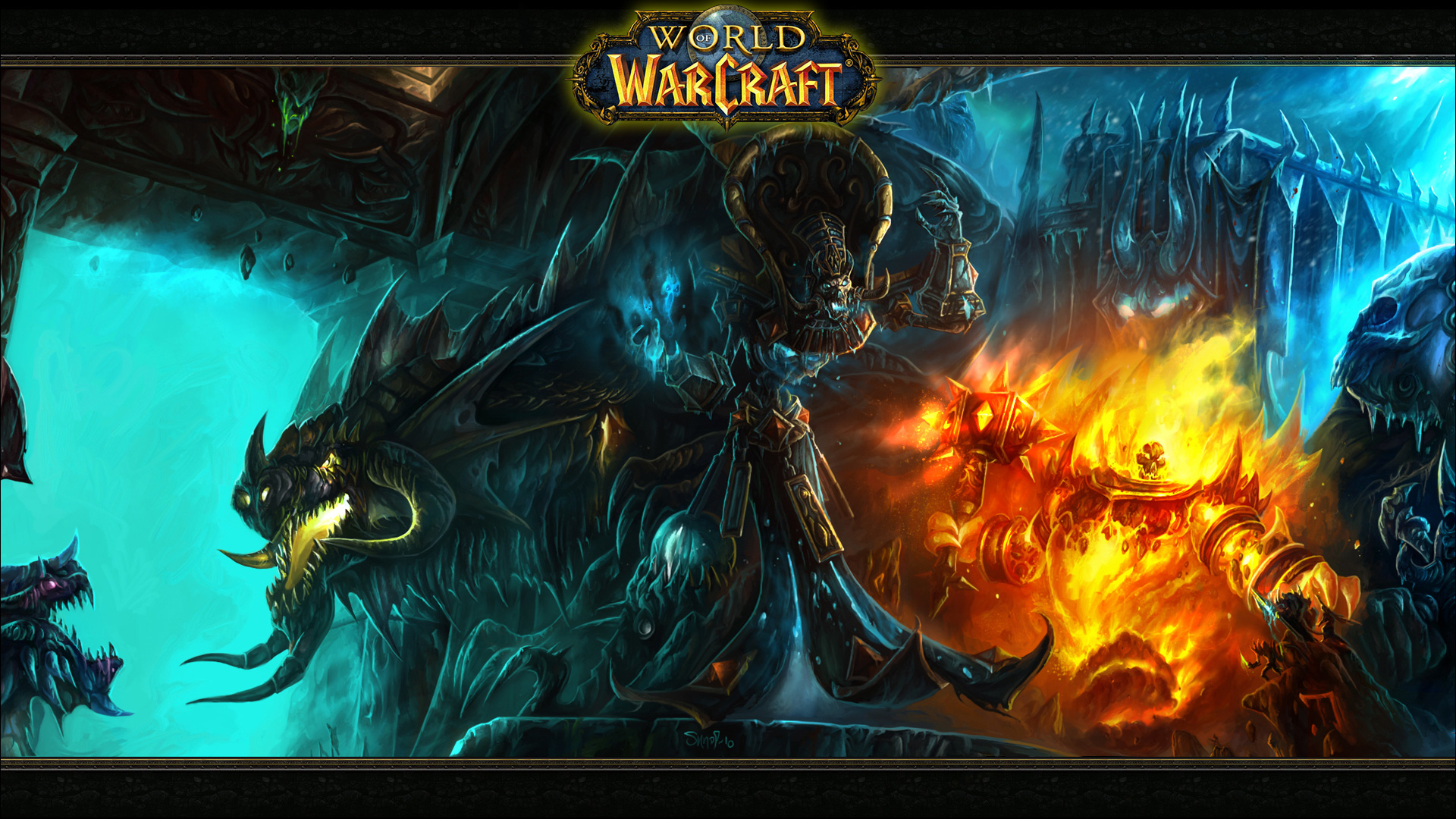 World Warcraft Full HD Wallpaper and Background