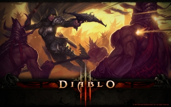 Video Game - Diablo III Wallpapers and Backgrounds ID : 159209