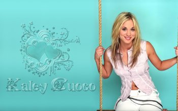 Celebrity - Kaley Cuoco Wallpapers and Backgrounds ID : 159525