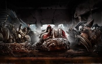 Video Game - Darksiders Wallpapers and Backgrounds ID : 159597
