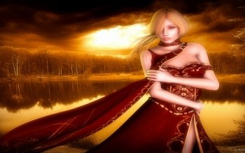 Fantasy - Women Wallpapers and Backgrounds ID : 159697