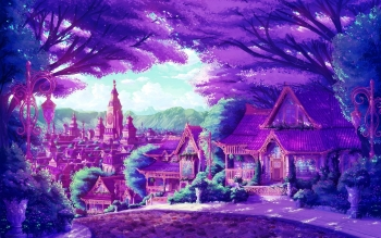 Anime - City Wallpapers and Backgrounds ID : 159755
