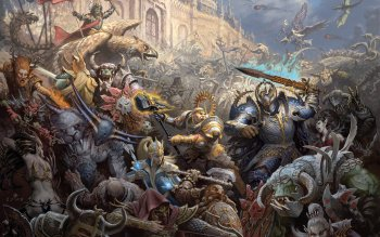 Video Game - Warhammer Wallpapers and Backgrounds ID : 159837