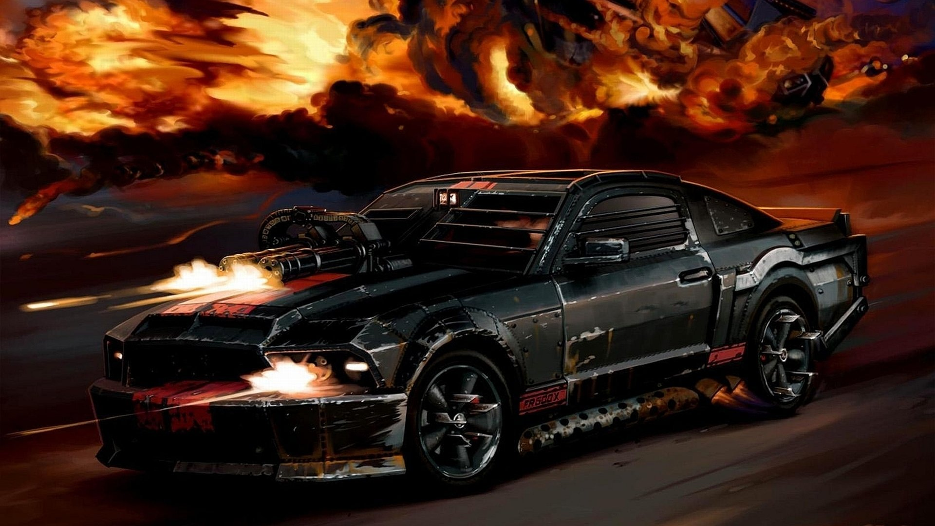 2 death race hd wallpapers | background images - wallpaper abyss