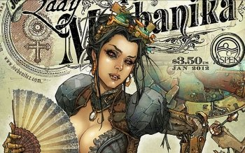 Comics - Lady Mechanika Wallpapers and Backgrounds ID : 160395