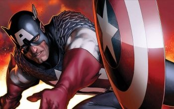 Comics - Captain America Wallpapers and Backgrounds ID : 160437