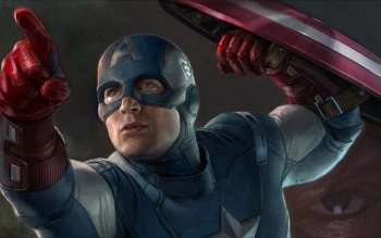 Comics - Captain America Wallpapers and Backgrounds ID : 160439