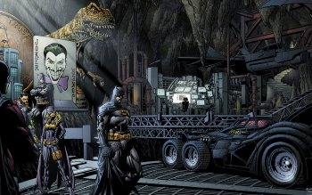 Comics - Batman Wallpapers and Backgrounds ID : 160927