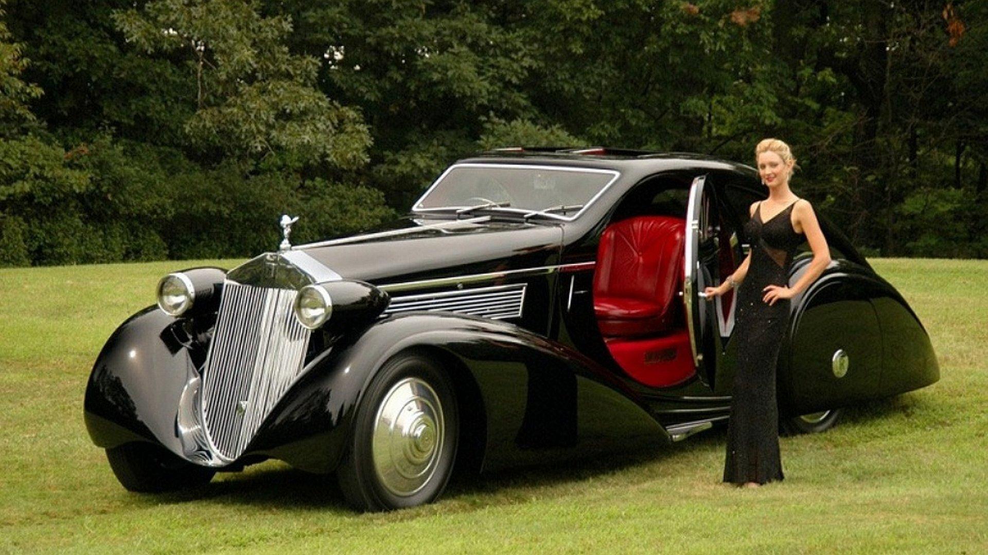 1925 Rolls Royce Phantom >> 1925 Rolls Royce Phantom Hd Wallpaper Background Image