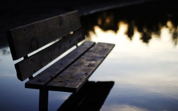 Man Made - Bench Wallpapers and Backgrounds ID : 161599