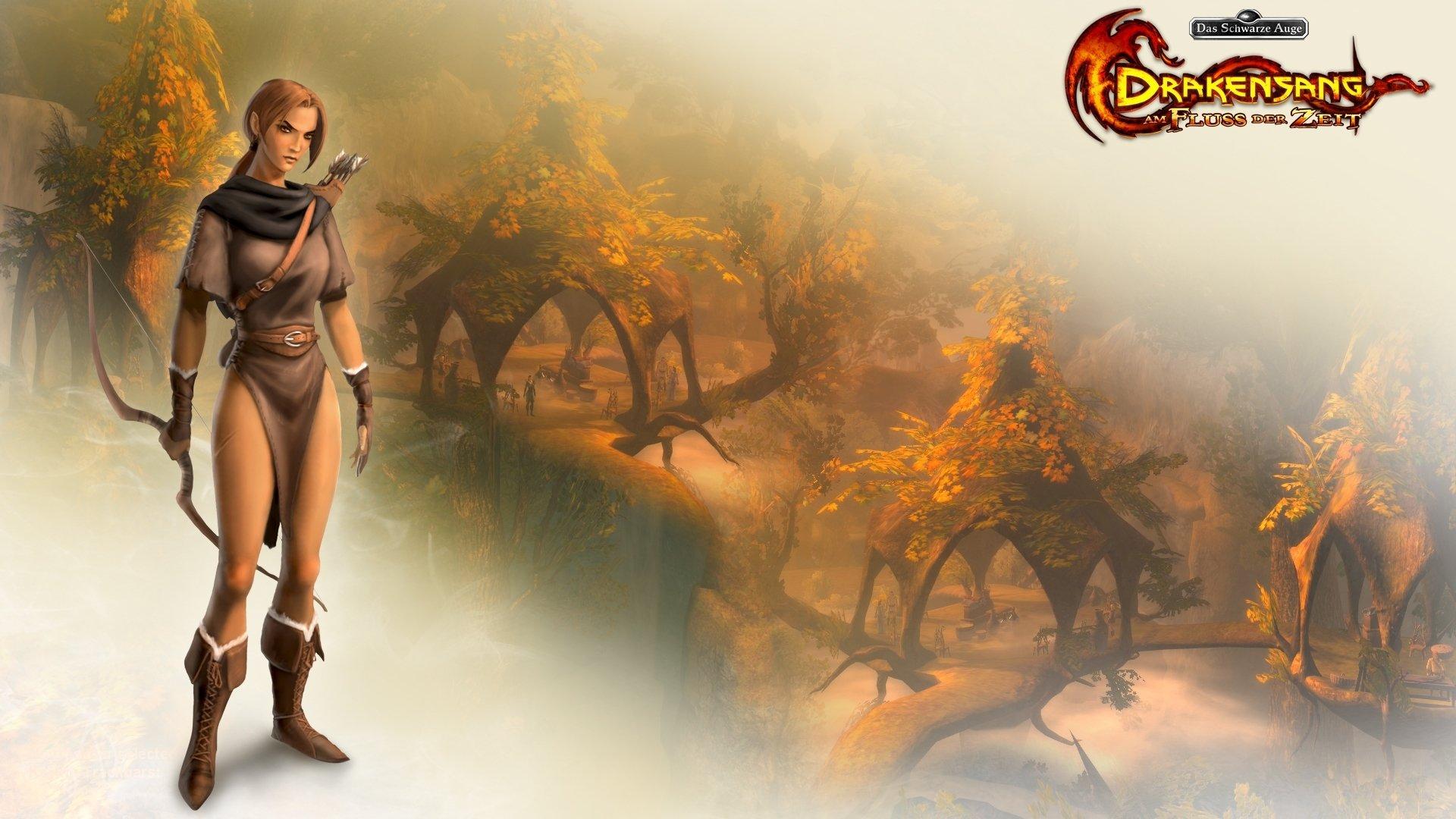 Drakensang Online HD Wallpaper | Background Image ...  Drakensang Onli...