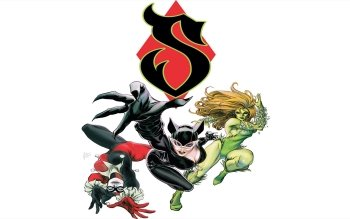 Comics - Gotham City Sirens Wallpapers and Backgrounds ID : 162357