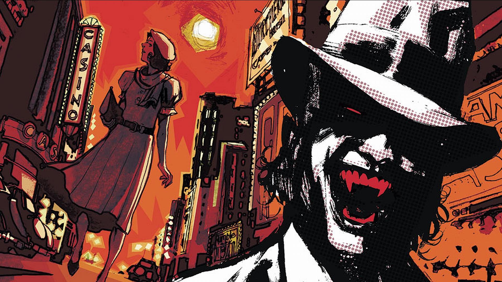 Resultado de imagem para vampires comics