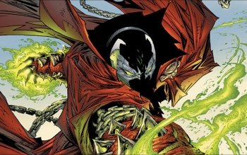 Comics - Spawn Wallpapers and Backgrounds ID : 163455