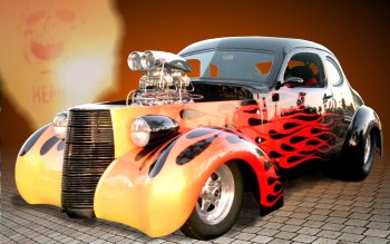 Vehicles - Hot Rod Wallpapers and Backgrounds ID : 163719
