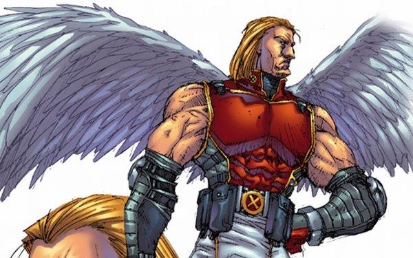 Comics Angel X-Men Warren Worthington III HD Wallpaper | Background Image
