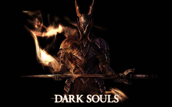 Jeux Vidéo Dark Souls Black Knight Fond d'écran HD | Image