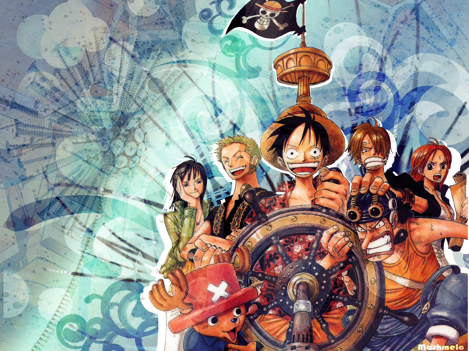 One Piece Wallpaper and Background Image   1600x1200   ID ...