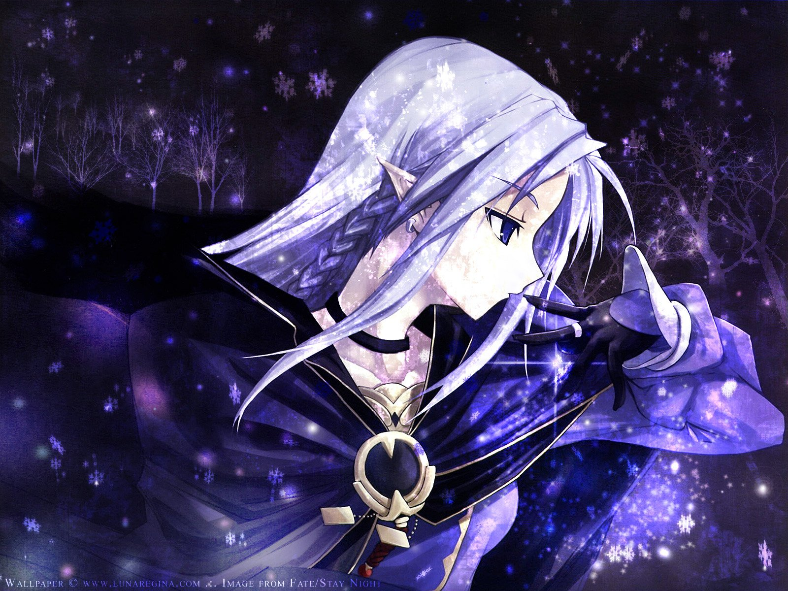 Fate Stay Night Wallpaper And Background Image 1600x1200 Id