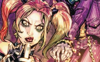 Comics - Harley Quinn Wallpapers and Backgrounds ID : 164249