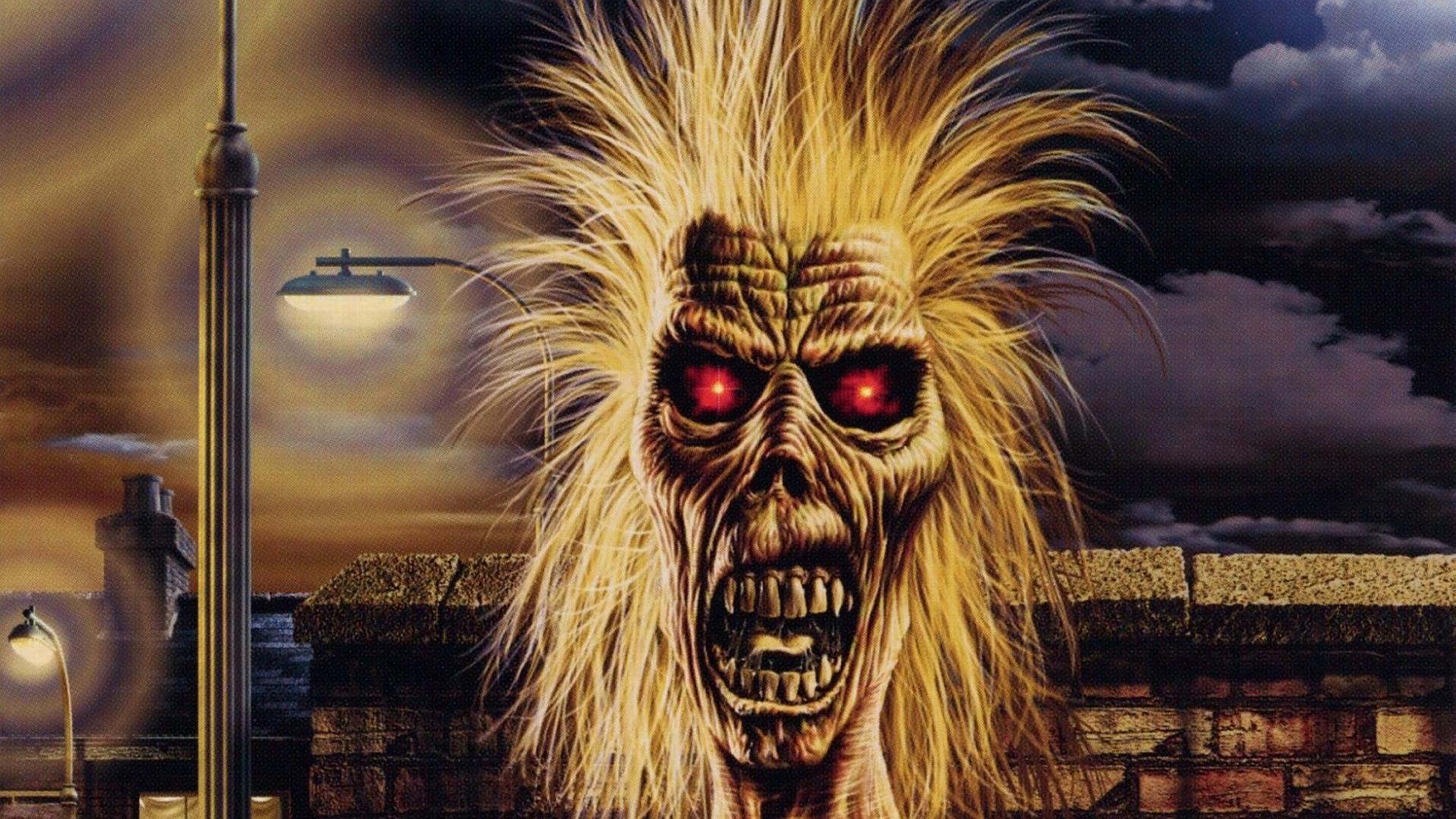 Iron Maiden Fondo De Pantalla Hd Fondo De Escritorio