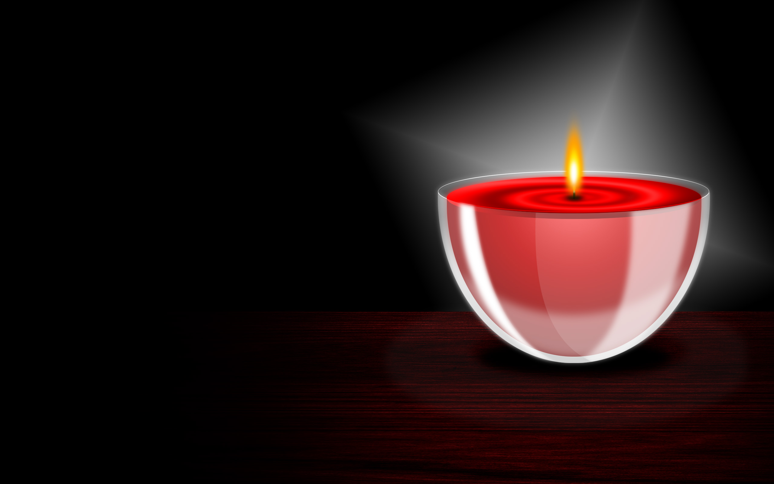 candle full hd wallpaper and background image | 2560x1600 | id:165999