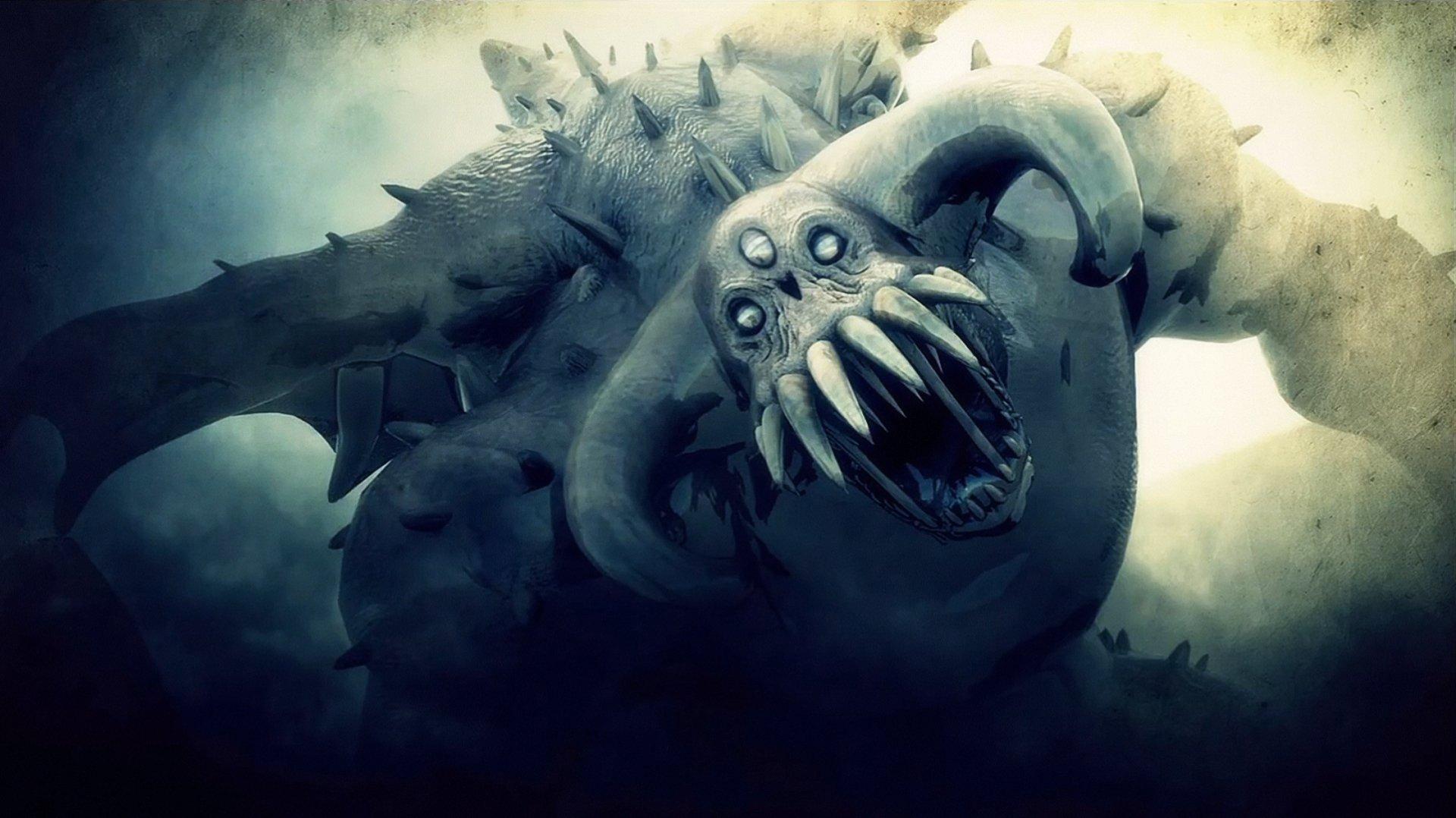 Datorspel - Demon's Souls  Datorspel Bakgrund