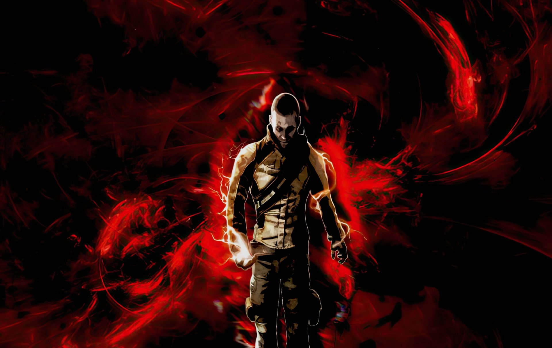 inFAMOUS HD Wallpaper | Background Image | 3800x2400 | ID ...