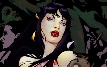 Comics - Vampirella Wallpapers and Backgrounds ID : 165817
