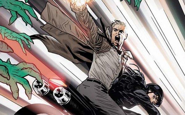 Comics Justice League Dark Constantine HD Wallpaper   Background Image