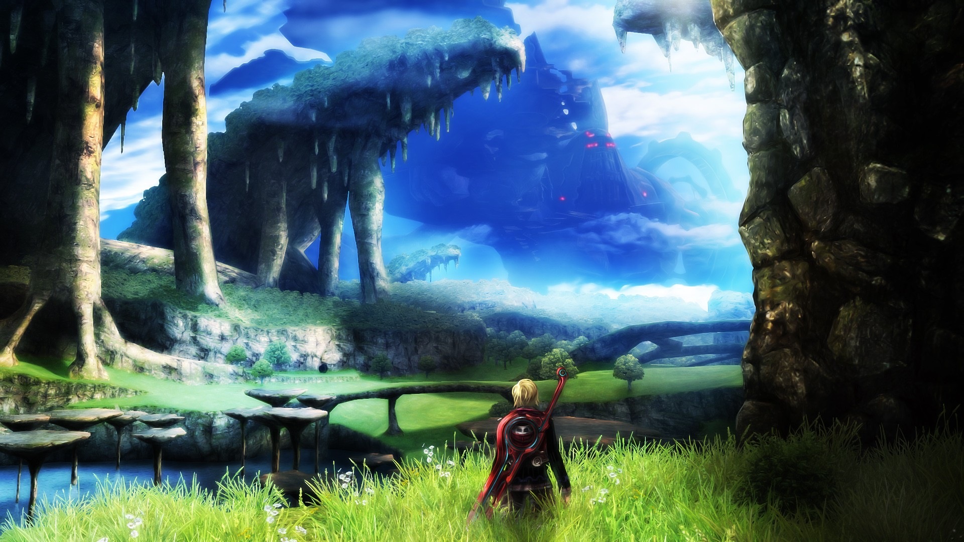 Id 860734 Wallpaper Abyss: 22 Xenoblade Chronicles Fondos De Pantalla HD