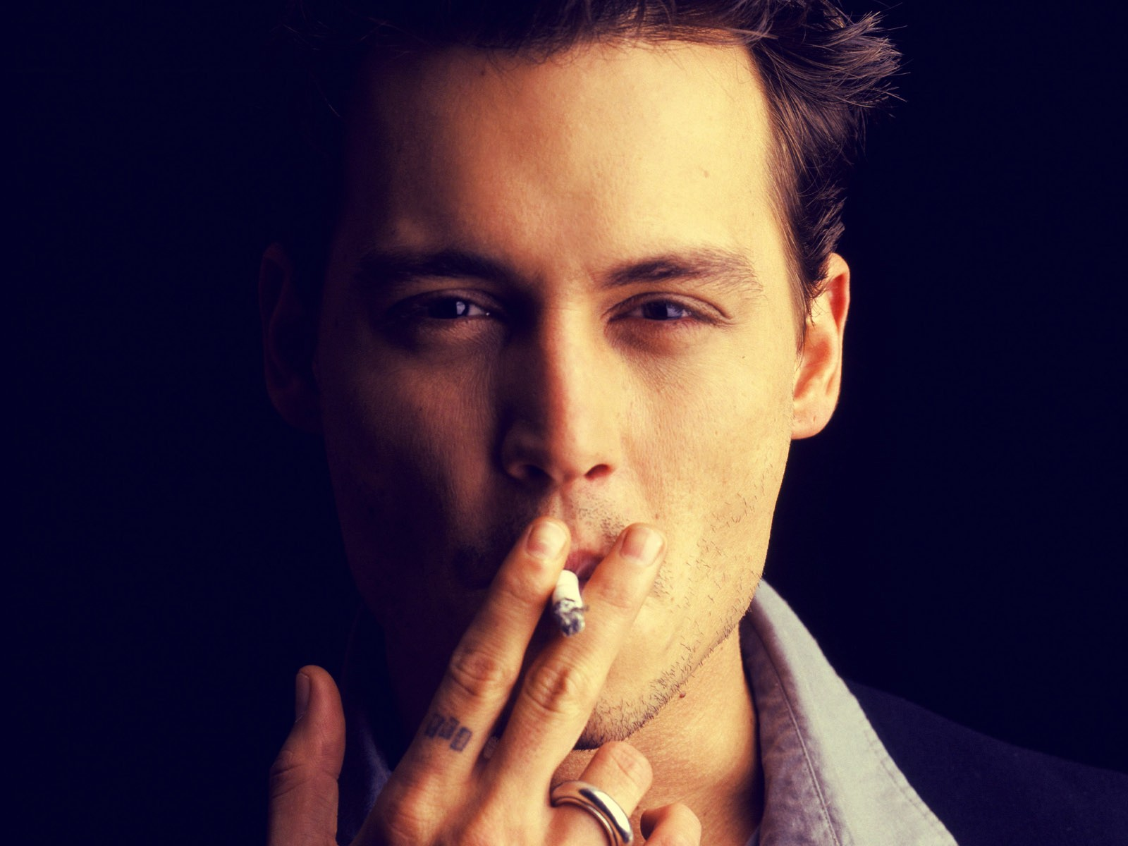 Celebrity - Johnny Depp Wallpaper