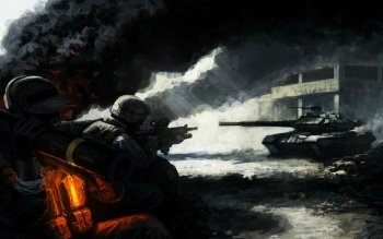 Military - Artistic Wallpapers and Backgrounds ID : 166557