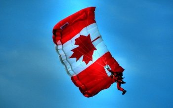 Diversen - Flag Of Canada Wallpapers and Backgrounds ID : 166577