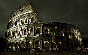 Man Made - Colosseum Wallpapers and Backgrounds ID : 166799