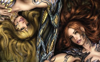 Comics - Witchblade Wallpapers and Backgrounds ID : 167257